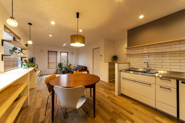 富田 30坪の家